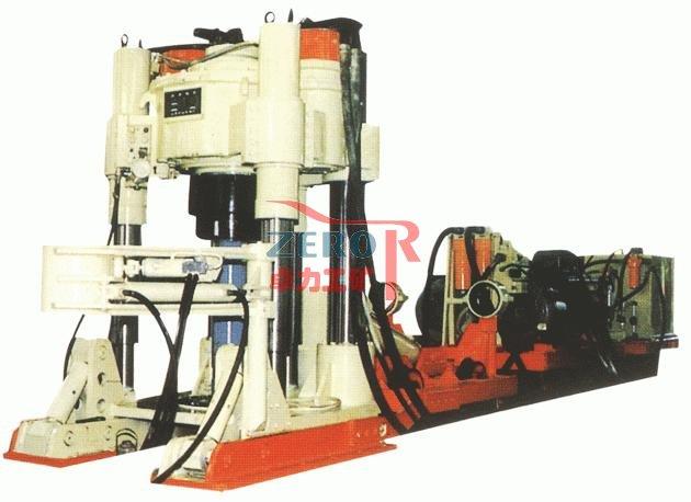 ZFYD系列低矮型反井钻机