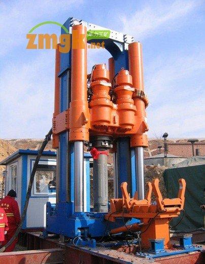 LM200型反井钻机(ZFY1.4/40/200)