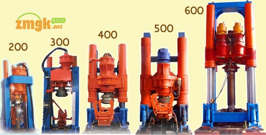 反井钻机 BMC100 BMC200 BMC300 BMC400 BMC500 BMC600